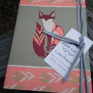 Sarah Watts fox journal
